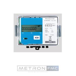 Ultasonic Water Meters DN15-100 - Metron FMC | Leading UK
